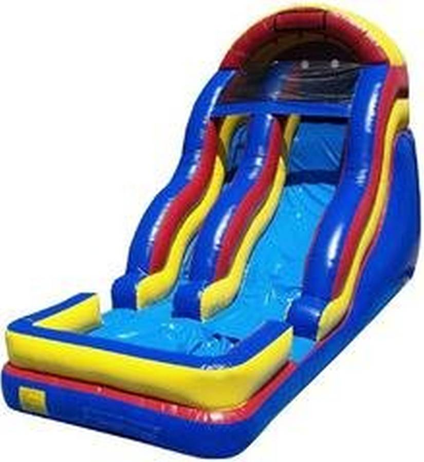 Inflatable Water Slide Party Rentals: Video Game Truck Party Inflatable Rental In New York City